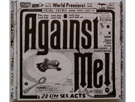 CD Against Me! - 23 Live Sex Acts