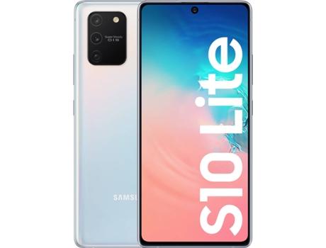 Pré-venda Smartphone SAMSUNG Galaxy S10 Lite (6.7   - 8 GB - 128 GB - Branco)