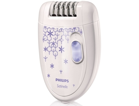 Depiladora PHILIPS HP6421/00 — Arranque | Corrente