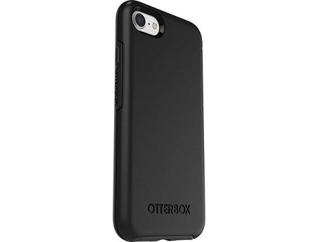 Capa OTTERBOX Symmetry iPhone 7, 8 Preto — Compatibilidade: iPhone 7, 8