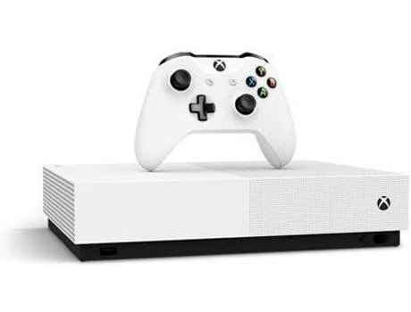 Consola XBOX ONE S 1TB All Digital Edition (M12)