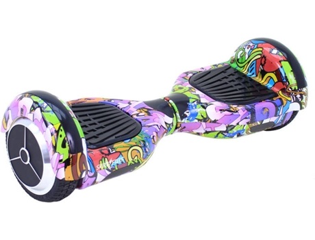 hoverboard skateflash 6 5 39 39 k6 colorful blu. Black Bedroom Furniture Sets. Home Design Ideas