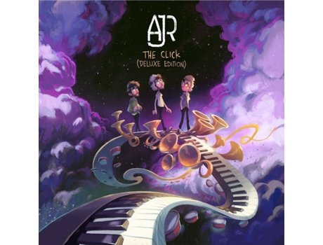 CD AJR - The Click (1CDs)