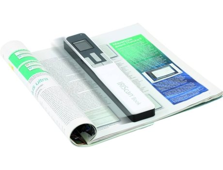 Scanner IRIScan Book 5 — Scanner Portátil