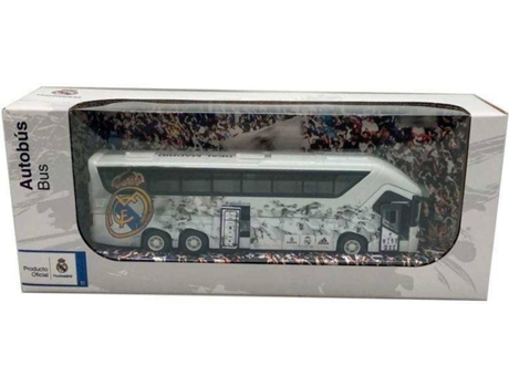 Bus ELEVEN FORCE Real Madrid