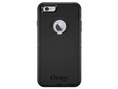 Capa OTTERBOX Defender iPhone 6, 6s Preto — Compatibilidade: iPhone 6, 6s