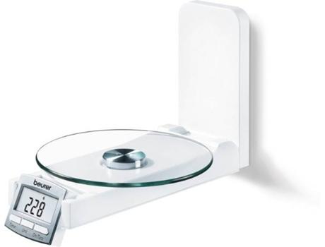 Balança de Cozinha BEURER KS52 Parede (Capacidade: 5 Kg - Precisão: 1 g)