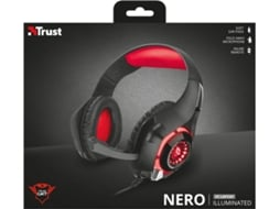 Microauscultadores Gaming TRUST GXT313 — Preto
