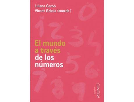 Livro El mundo a través de los números de Liliana Gracia Vicent Carbo