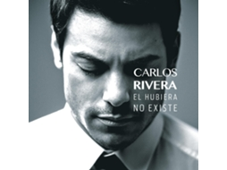 CD Carlos Rivera - El Hubiera No Existe — Pop-Rock