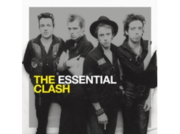 CD The Clash The Essential Clash — Pop-Rock