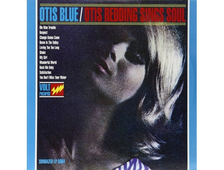 Vinil Otis Redding - Otis Blue — Jazz