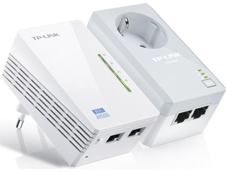 PowelineTP-LINK TL-WPA4226 KIT (AV600 - N300 - Passthrough) | [5316940 ]