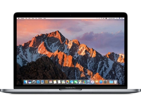 MacBook Pro 13'' APPLE MPXQ2 Cinzento — i7 dual-core / 16GB / 512GB SSD