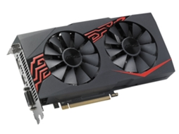 Placa Gráfica ASUS Expedition Radeon RX 570 (AMD - 4 GB DDR5)