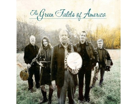 CD The Green Fields Of America - The Green Fields Of America