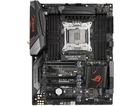 Motherboard ASUS ROG STRIX X99 GAMING — LGA2011-V3 / Intel X99