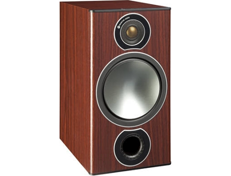 Coluna MONITOR AUDIO Bronze 2 Pau-Rosa — 100W | 42-30Hz