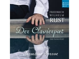 CD Friedrich Wilhelm Rust & Jermaine Sprosse - The Piano Poet — Clássica
