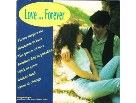 CD Vários - Love. Forever — Pop-Rock