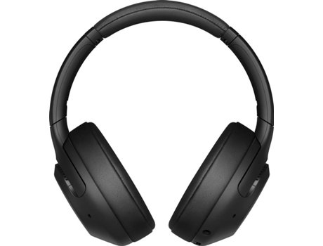 Auscultadores Bluetooth SONY WHXB900N (Over ear - Microfone - Noise cancelling - Preto)