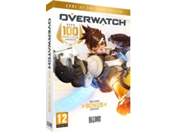 Jogo PC Overwatch (Game Of The Year Edition) — FPS | Idade mínima recomendada: 12