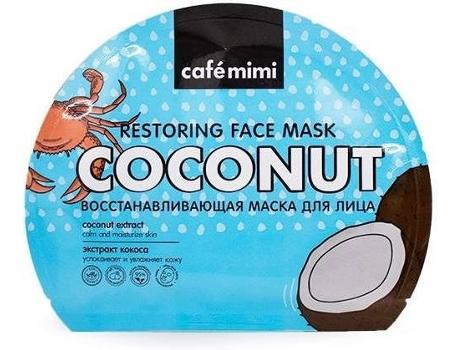 Máscara de Rosto CAFÉ MIMI Azul (22 gr)