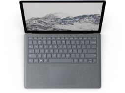 Microsoft Surface Laptop I5-4-128-13.5'' Platina — Intel Core i5-7200U / 4 GB / 128 GB