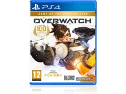 Jogo PS4 Overwatch (Game Of The Year Edition) — FPS / Idade mínima recomendada: 12