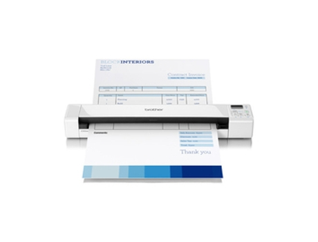 Scanner Portátil BROTHER DS-820W — Scanner Portátil