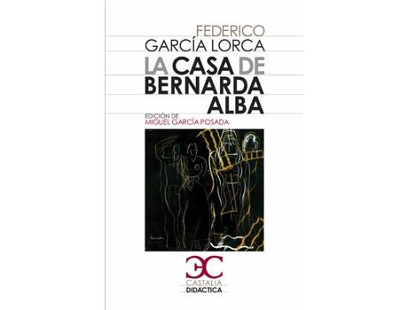 Livro La Casa De Bernarda Alba de Federico García Lorca (Espanhol)