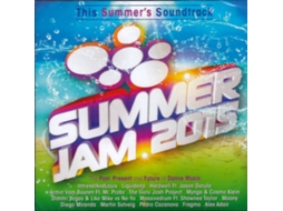 CD Summer Jam 2015 — Internacional