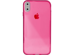 Capa PURO 0.3 Nude iPhone X Rosa — Compatibilidade: iPhone X