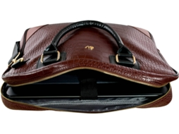 Mala Portátil 16'' EVITTA Business Advance Castanho — 16''