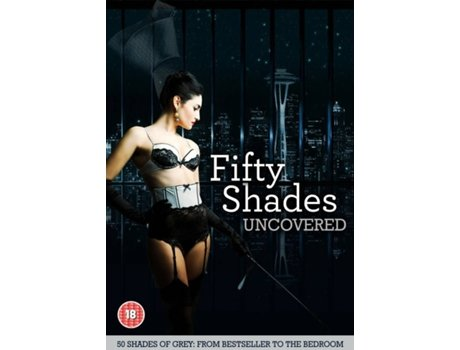 DVD Odeon Fifty Shades Uncovered DVD Inglês