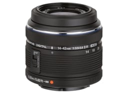 Máquina Fotográfica OLYMPUS OM-D E-M10 Mark III Preto +  14-42mm + 40-150mm — 16 MP | ISO: Low - 25600