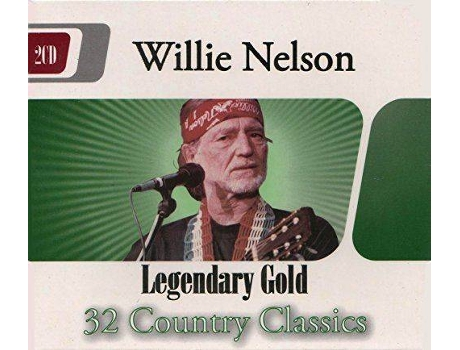 CD2 Willie Nelson - 32 Country Classics — Alternativa/Indie/Folk