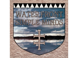 Vinil Simple Minds - Waterfront — Pop-Rock Internacional