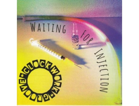 CD Clockwork Groove - Waiting For Injection