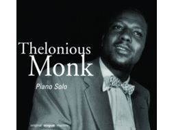 CD Thelonious Monk - Piano Solo — Jazz