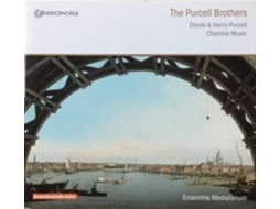 CD Daniel Purcell And - Henry Purcell