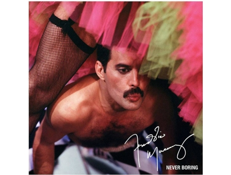 CD Freddie Mercury - Never Boring (5 CDs)
