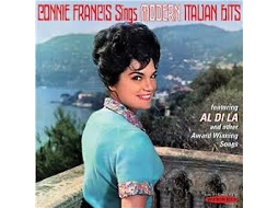 CD Connie Francis - Connie Francis Sings Modern Italian Hits