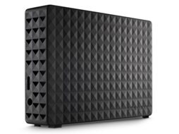 Disco Externo 3.5'' SEAGATE 4TB Expansion 3.0 — Discos Externos | 3.5'' | 4 TB | SuperSpeed USB