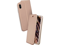 Capa SBS Book Stand iPhone X, XS Rosa — Compatibilidade: iPhone X, XS