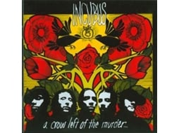 CD Incubus - A Crow Left of the murder — Pop-Rock