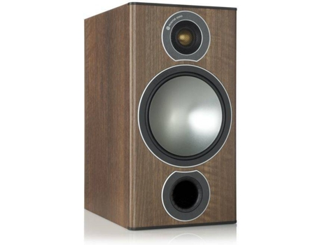Colunas MONITOR AUDIO Bronze 2 Nogueira — 100 W / 42Hz¿30kHz / 8 Ohms