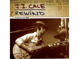 Vinil Jj Cale - Rewind: The Unreleased Recordings - — Pop-Rock