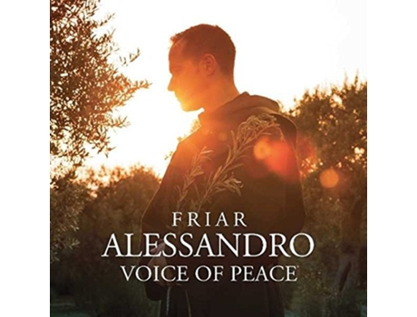CD Friar Alessandro - Voice Of Peace — Pop-Rock
