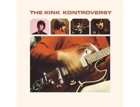 Vinil The Kinks - The Kink Kontrovers — Pop-Rock